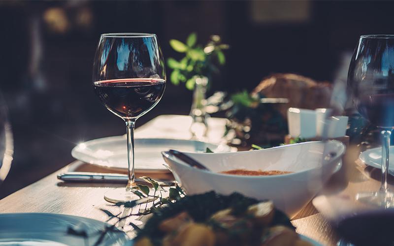 Big 5 Wine Dinner